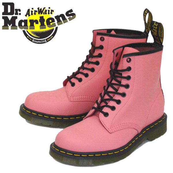 正規取扱店 Dr.Martens (ドクターマーチン) 25714653 1460 8EYE レザーブーツ ACID PINK