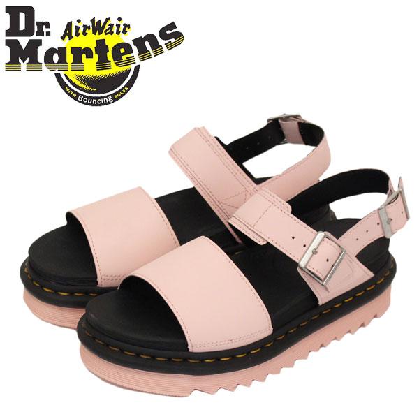 正規取扱店 Dr.Martens (ドクターマーチン) WMS 25772984 VOSS ヴォス レディース レザーサンダル PINK SALT