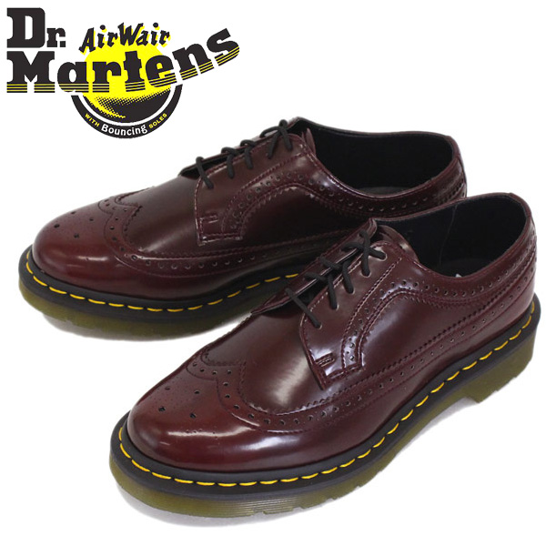 5cf7990f1f9d Regular dealer Dr.Martens (doctor Martin) VEGAN 3989 Vee cancer leather  brogue shoes ...