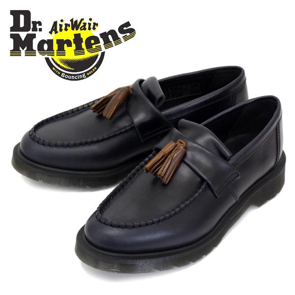 正規取扱店 Dr.Martens (ドクターマーチン) CORE ADRIAN タッセルローファー DM'S NAVY AQUA GLIDE