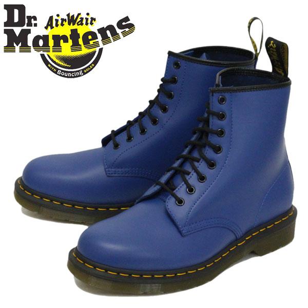正規取扱店 Dr.Martens (ドクターマーチン) 24614400 1460 8EYE スムースレザー ブーツ BLUE