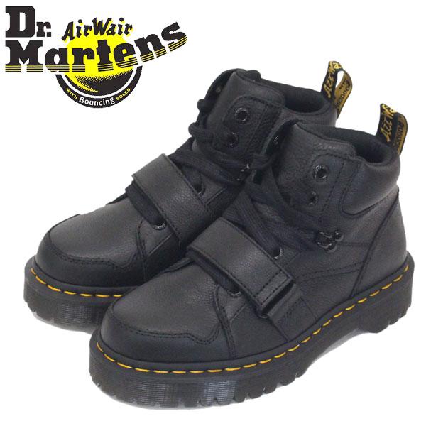 正規取扱店 Dr.Martens (ドクターマーチン) WMS 25713001 ZUMA II 5EYE ズーマ レディース レザーブーツ BLACK