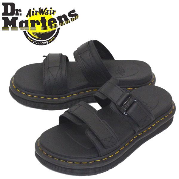 正規取扱店 Dr.Martens (ドクターマーチン) 25766001 CHILTON チルトン レザーサンダル BLACK