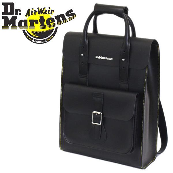 正規取扱店 Dr.Martens (ドクターマーチン) AB100001 Small Leather Backpack スモールレザーバックパック BLACK KIEV