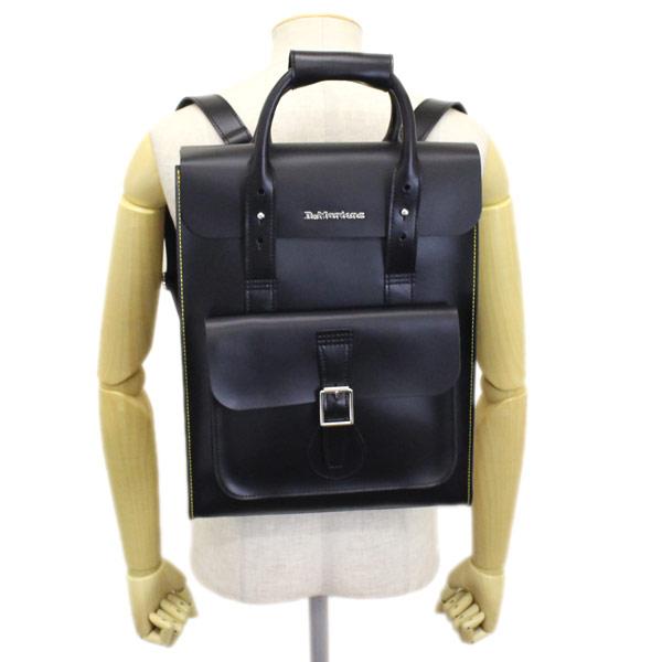 89a9f35454 Regular dealer Dr.Martens (doctor Martin) AB100001 Small Leather Backpack  Small leather backpack BLACK KIEV