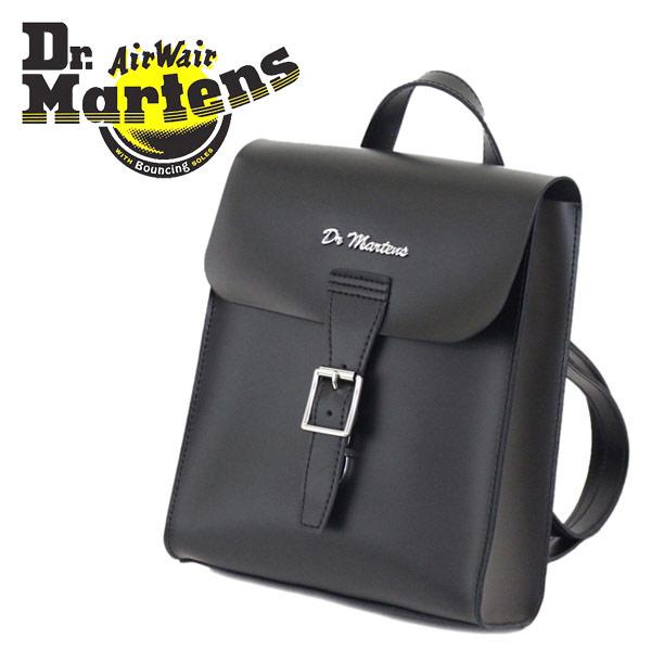正規取扱店 Dr.Martens (ドクターマーチン) AC599001 Mini Leather Backpack ミニ レザーバックパック BLACK