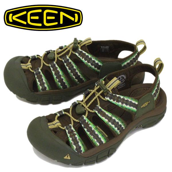 正規取扱店 KEEN (キーン) 1020288 Men's NEWPORT H2 ニューポート エイチツー サンダル DYE SPIRAL 7 KN341