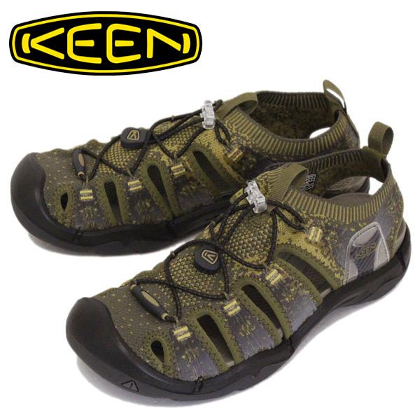 正規取扱店 KEEN (キーン) 1021388 Men's EVOFIT 1 エヴォフィット ワン DARK OLIVE/ANTIQUE BRONZE KN361