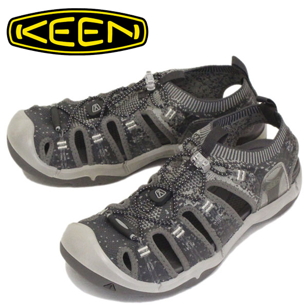 正規取扱店 KEEN (キーン) 1021391 Men's EVOFIT 1 エヴォフィット ワン PALOMA/RAVEN KN364