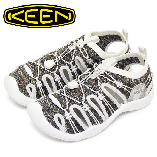 正規取扱店 KEEN (キーン) 1022322 Women's EVOFIT 1 エヴォフィット ワン レディース サンダル BLUE MULTI/STAR WHITE KN443
