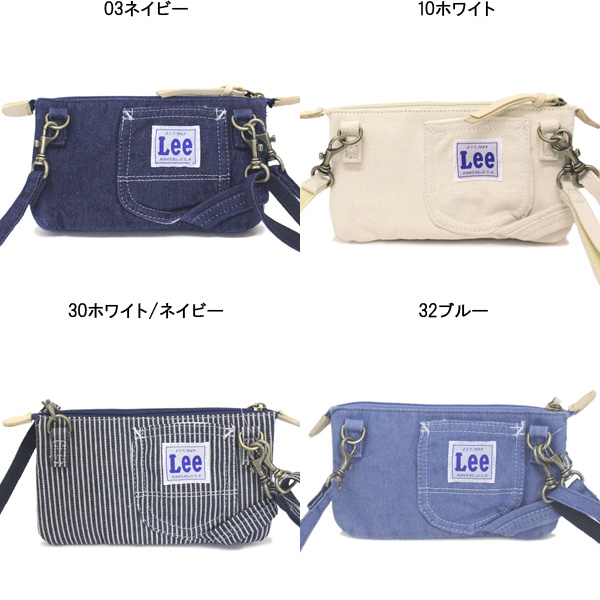 All regular dealer Lee (Lee) 320-502 overall 3 Multi Pouch multi-porch  four-colored LEE003
