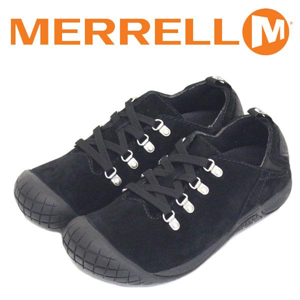 正規取扱店 MERRELL (メレル) J6002306 ウィメンズ PATHWAY LACE パスウェイレース レディース シューズ BLACK MRL056