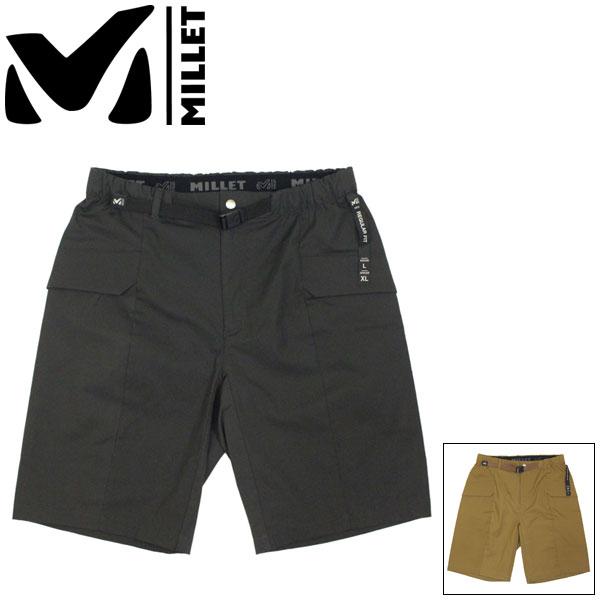 正規取扱店 MILLET (ミレー) MIV01777 STORM COTTON SHORT M ストームコットンショート ハーフパンツ 全2色 MI011
