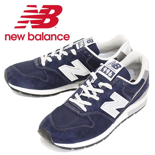 正規取扱店 new balance (ニューバランス) CM996 BN スニーカー NAVY NB654