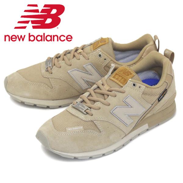 正規取扱店 new balance (ニューバランス) CM996 NG スニーカー BEIGE NB735