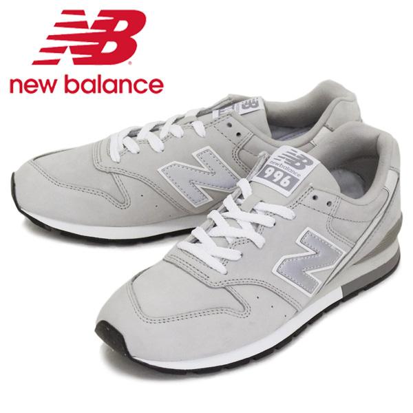 正規取扱店 new balance (ニューバランス) CM996 RD スニーカー GRAY NB671