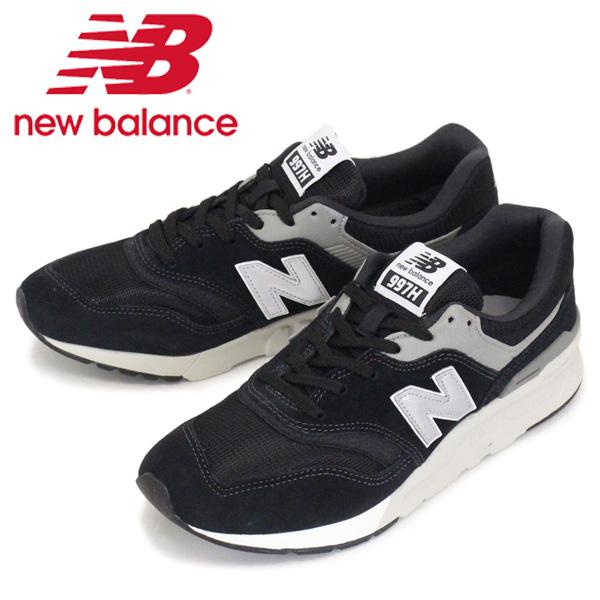 正規取扱店 new balance (ニューバランス) CM997H CC スニーカー BLACK NB622