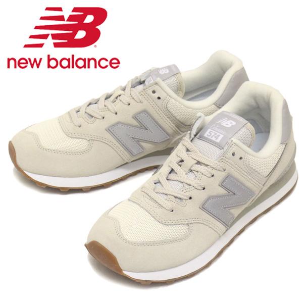 正規取扱店 new balance (ニューバランス) ML574 SPS スニーカー OFF WHITE NB681
