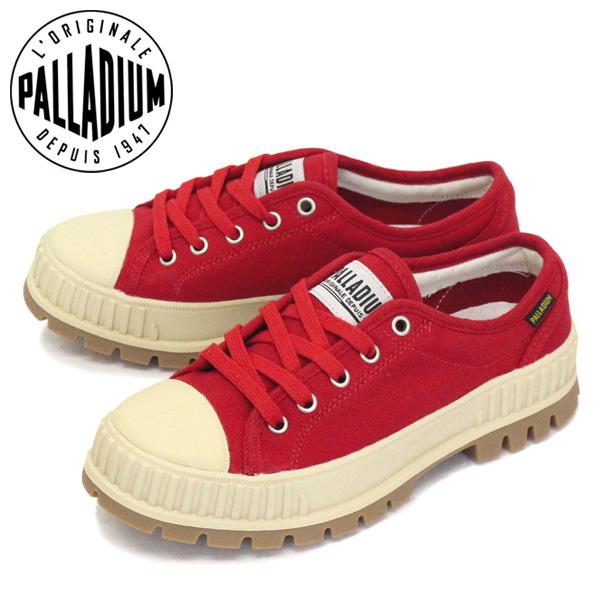 正規取扱店 PALLADIUM (パラディウム) 76680 PALLASHOCK OG パラショック スニーカー 607 Chili Pepper PD132