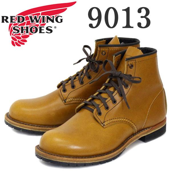 正規取扱店 Red Wing(レッドウィング レッドウイング) 9013 BECKMAN ROUND BOOTS(ベックマンラウンドブーツ) Chestnut Feather stone Leather