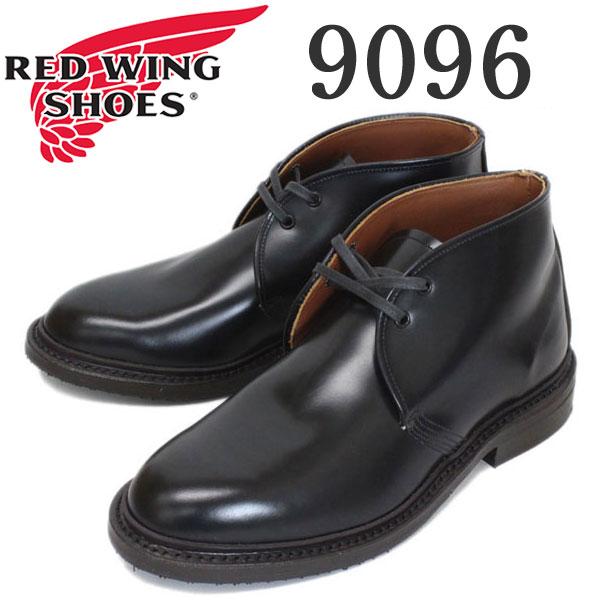 正規取扱店 2015新作 REDWING (レッドウィング) 9096 Caverly Chukka(キャバリーチャッカ) ブラックエスカイヤ