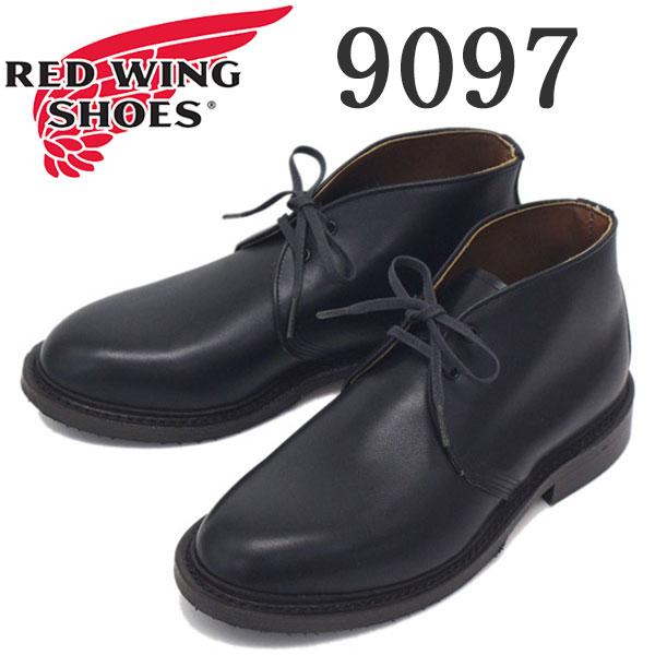 正規取扱店 2017年 新作 REDWING (レッドウィング) 9097 Caverly Chukka (キャバリーチャッカ) ブラックフェザーストーン