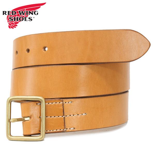 正規取扱店 RED WING(レッドウィング) 96563 Leather Belt (レザーベルト) 40mm Tan