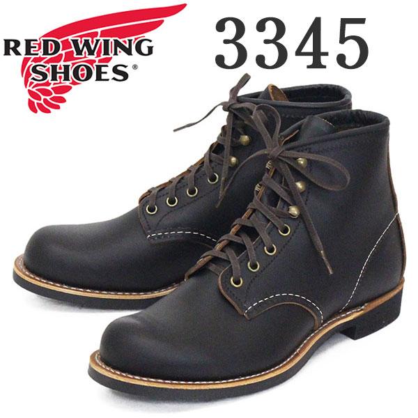 正規取扱店 2020年 新作 REDWING (レッドウィング) 3345 Blacksmith ブラックスミス ブラックプレーリー