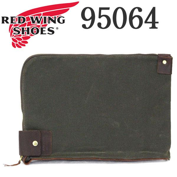 正規取扱店 2020年 新作 REDWING (レッドウィング) 95064 Large Wacouta Gear Pouch ラージ ワクータ ギアポーチ オリーブ