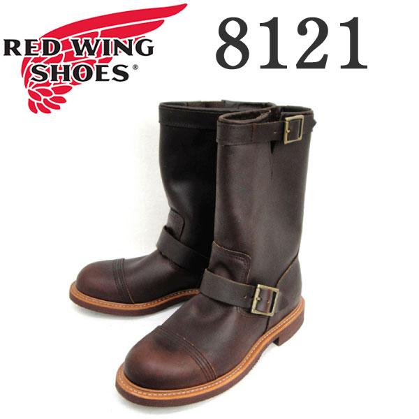 正規取扱店 REDWING (レッドウィング) 8121 11inch IRONSMITH アイアンスミスブーツ AMBER HARNESS