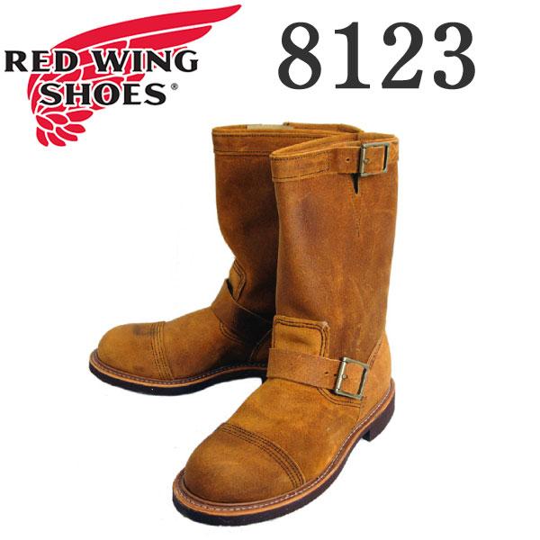 正規取扱店 REDWING (レッドウィング) 8123 11inch IRONSMITH アイアンスミスブーツ BURNT ORANGE MULESKINNER