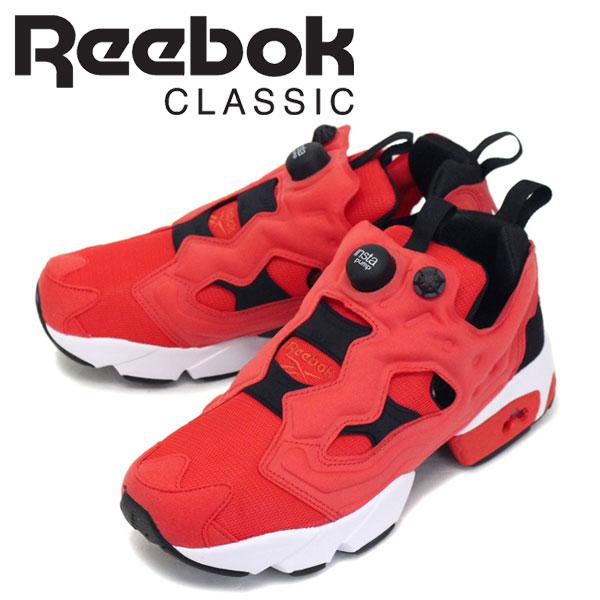 正規取扱店 Reebok (リーボック) FV4209 INSTAPUMP FURY OG NM インスタポンプ フューリー スニーカー ラディアントレッド/ブラック/ホワイト RB097