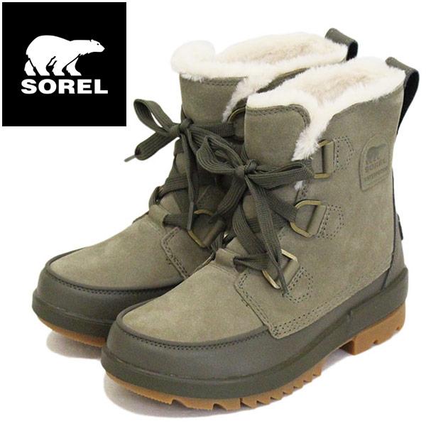 正規取扱店 SOREL (ソレル) NL3425 TIVOLI IV ティボリIV レディース スノーブーツ 防水 365 SAGE SRL024