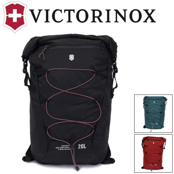 正規取扱店 VICTORINOX (ビクトリノックス) Altmont Active Light Weight アルトモント アクティブ ライトウェイト ロールトップ バックパック 全3色 VX063