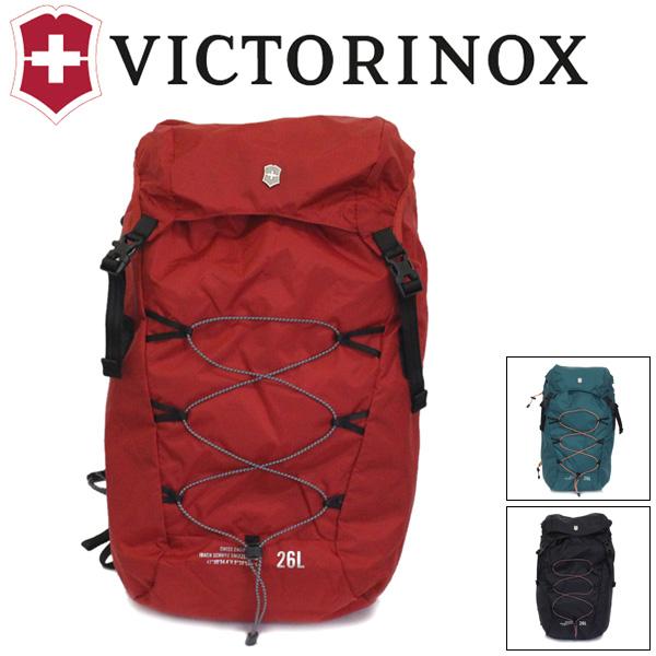正規取扱店 VICTORINOX (ビクトリノックス) Altmont Active Light Weight アルトモント アクティブ ライトウェイト キャップトップ バックパック 全3色 VX065