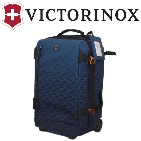 正規取扱店 VICTORINOX (ビクトリノックス) 604323 Vx Touring Wheeled 2-in-1 Carry-On キャリーバッグ バックパック/ダッフル DT ダークティール VX027