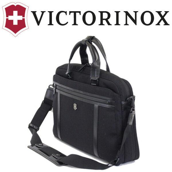 正規取扱店 VICTORINOX (ビクトリノックス) 604687 Werks Professional Technician 13 Expandable ラップトップブリーフ/バックパックウィズタブレットポケット BLACK ブラック VX029
