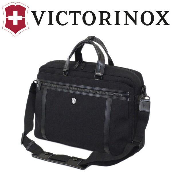 正規取扱店 VICTORINOX (ビクトリノックス) 604689 Werks Professional Technician 15 Expandable ラップトップブリーフ/バックパックウィズタブレットポケット BLACK ブラック VX030