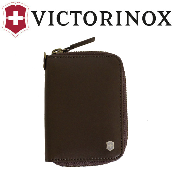 正規取扱店 VICTORINOX (ビクトリノックス) 605435 Altius Edge Clavius クラヴィウス キーケース ダークアース VX044