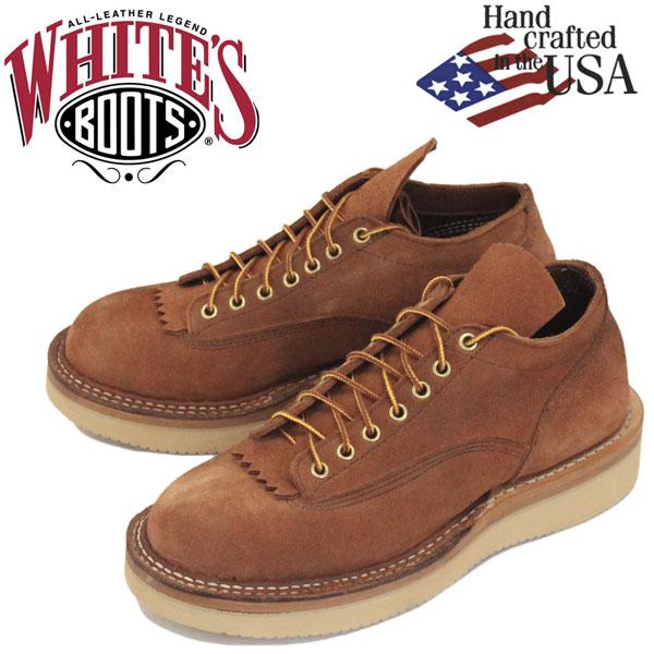 正規取扱店 WHITE'S (ホワイツ) 300NWLTT-C NORTHWEST OXFORD ノースウエスト オックスフォード レザーブーツ ラフアウト REDDOG RO WH03