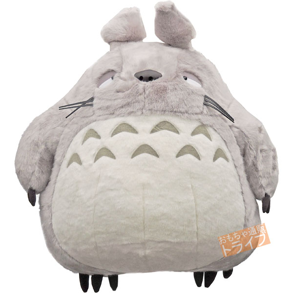 thrive  Large Totoro nap cushion 651738 My Neighbor Totoro stuffed ... 990f7f957