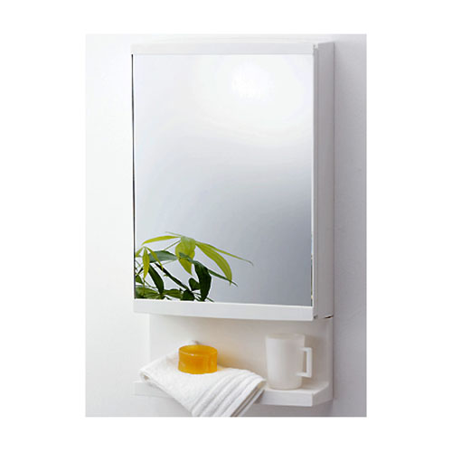 東プレ ミラーキャビネット T-3260 キャビネット 鏡 ミラー 洗面所 浴室 サニタリー 棚 ラック 整理 収納 機能 便利 598×320×105mm トープレ トープラ TOPRE