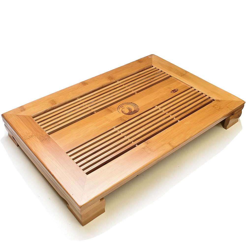 鳳凰をマークとしたシンプルな中型茶盤 ランキングTOP5 貯水排水両用です 鳳凰茶盤 休み