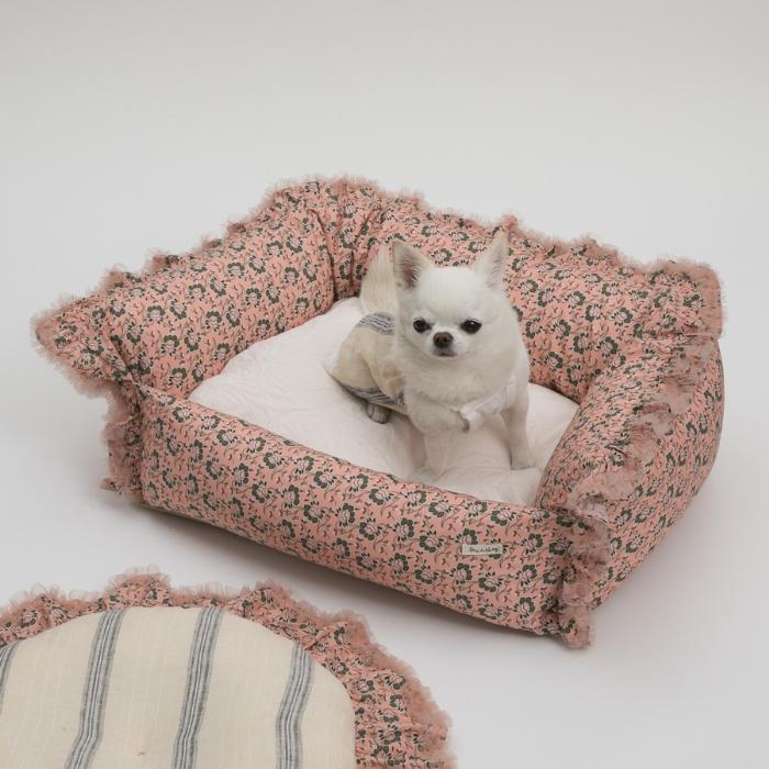 ルイスドッグ louisdog Glitter Boom(Super)【小型犬 ベッド ソファ カドラー セレブ】