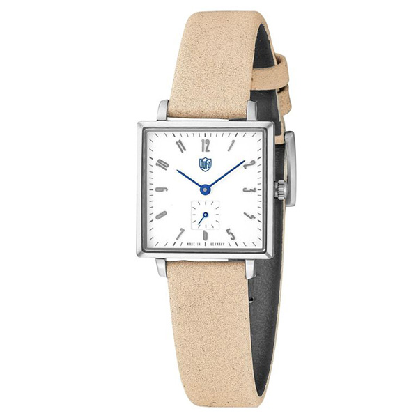 DUFA ドゥッファ Gropius Square グロピウス スクエア 腕時計 レディス DF-7025-01