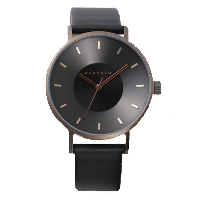 KLASSE14 クラス フォーティーン VINTAGE GOLD TiCTAC別注 ペアモデル 腕時計 VO18VG004M