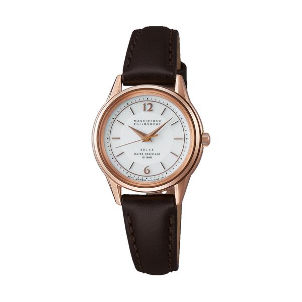 MACKINTOSH PHILOSOPHY マッキントッシュ フィロソフィー ソーラー ペア 【国内正規品】 腕時計 レディース FDAD991 【送料無料】