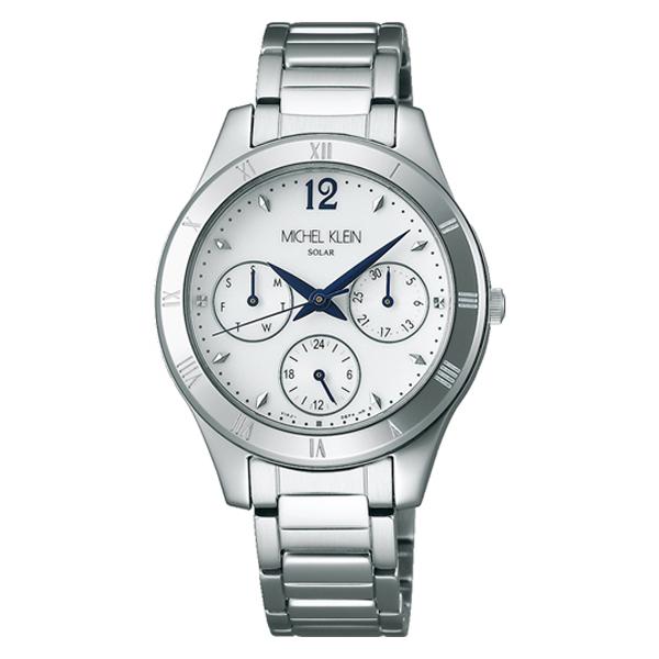MICHEL KLEIN ミッシェルクラン 多針 ソーラー 【国内正規品】 腕時計 レディース AVCD031 【送料無料】