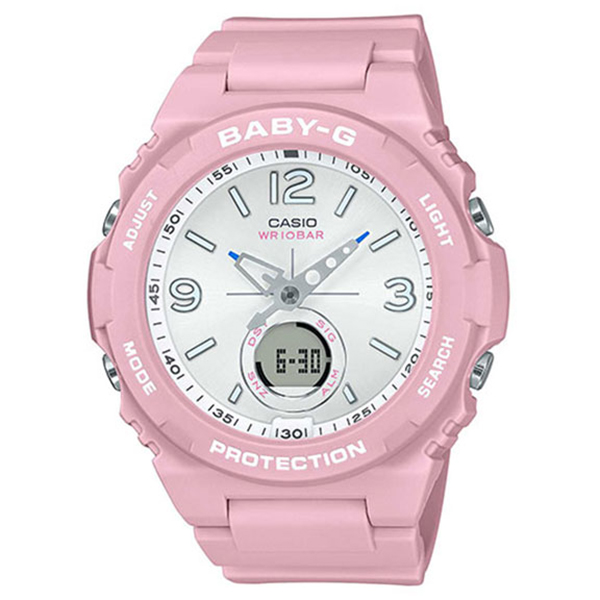 BABY-G カシオ ベイビージー アナデジ 腕時計 レディース BGA-260SC-4AJF