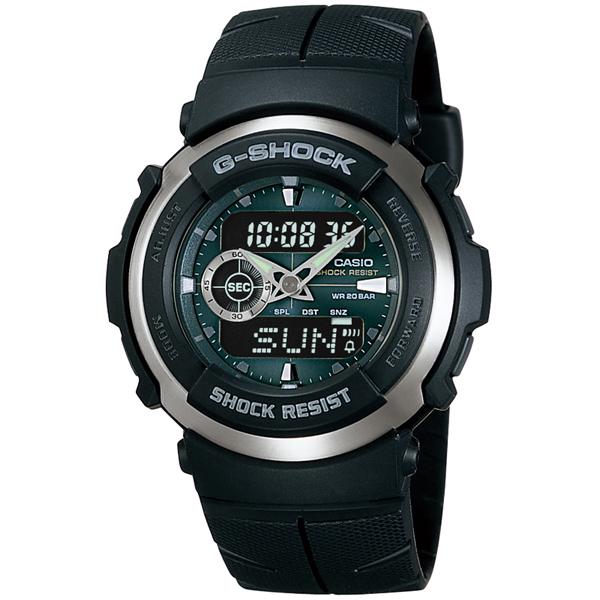 G-SHOCK ジーショック CASIO カシオ G-SPIKE G スパイク 腕時計 【国内正規品】 G-300-3AJF 【送料無料】